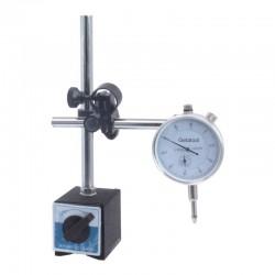 Ωρολογιακό μικρόμετρο με μαγνητική βάση