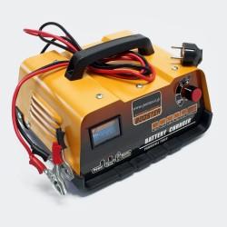 Φορητός φορτιστής μπαταριών 12-24V με λειτουργία εκκίνησης