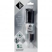 Κόλλα εποξειδική 2 συστατικών Metal 28ml