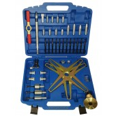 Εργαλεία ευθυγράμμισης αυτορυθμιζόμενου συμπλέκτη S.A.C.